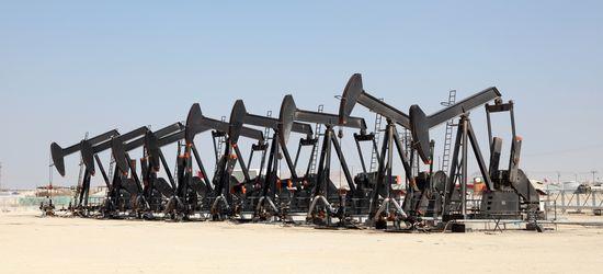 Нефть может сходить выше