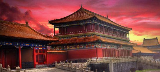 35 городов Китая,