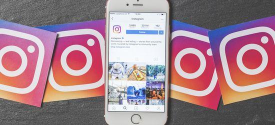 Instagram-страницы