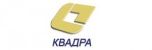Логотип Квадра