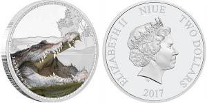 Серебряная монета