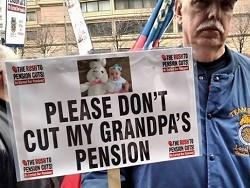 Пенсионные фонды США: