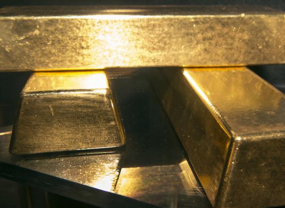 Золото делает ставку на