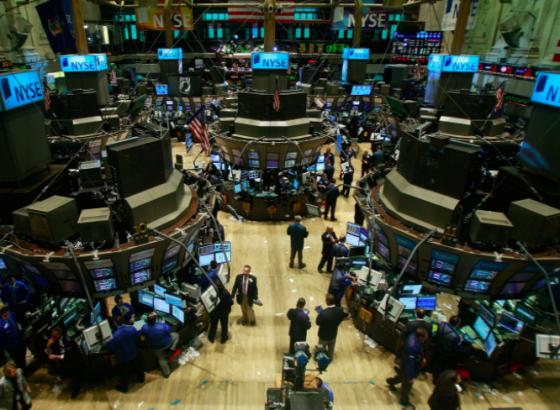 Фондовый рынок.