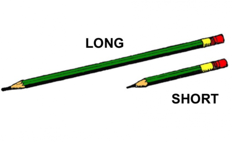 Длинная и короткая