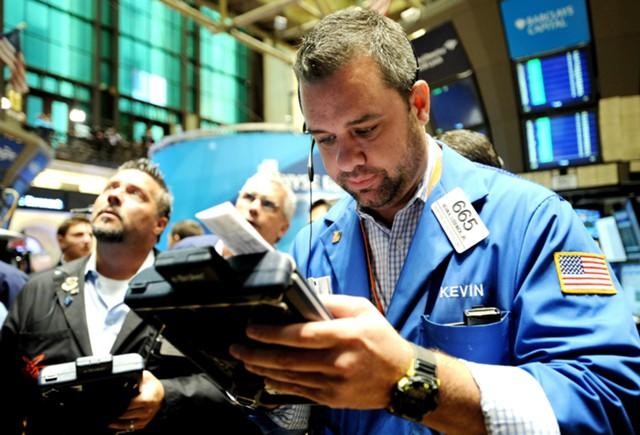 Слабый рынок акций США: