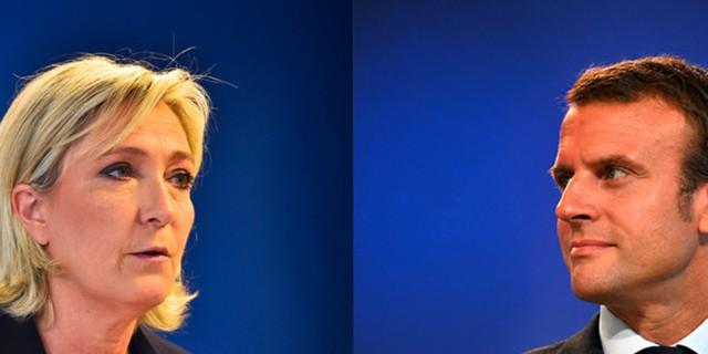 Макрон или Ле Пен: что