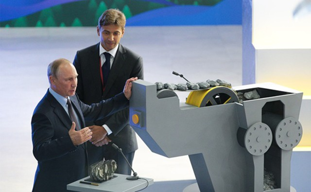 Путин запустил