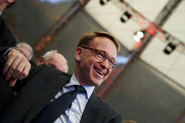 Вайдман: главой ЕЦБ