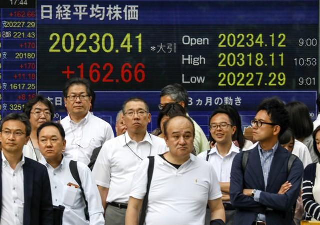 Рынки Азии растут после