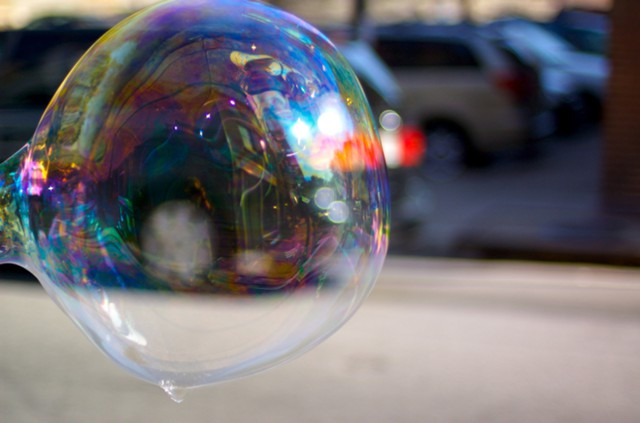 Пузыри на рынке