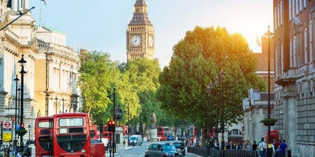 Цены на дома в Лондоне