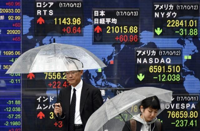 Азиатские акции на