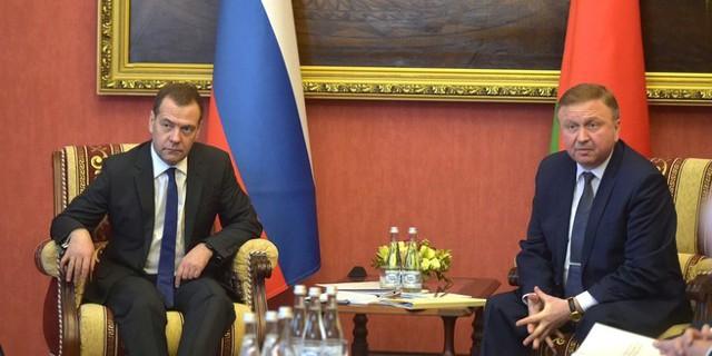 Москва и Минск одобрили