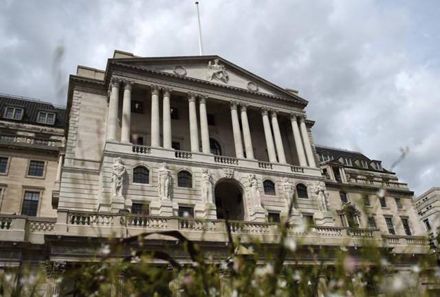 Банк Англии может