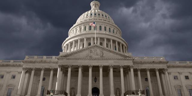 Новый shutdown в США: 5