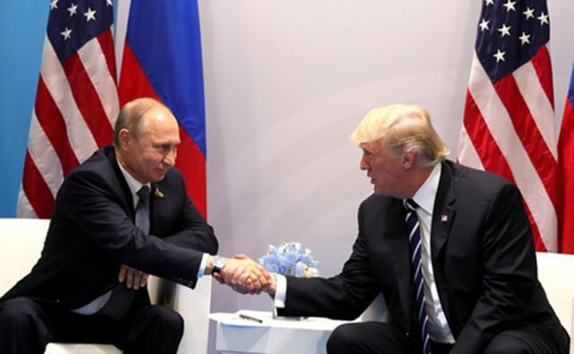 Путин и Трамп обсудили