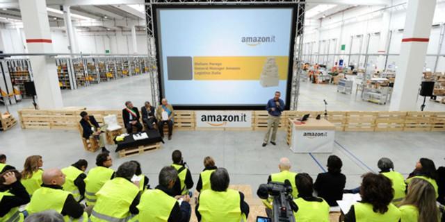 Amazon вернет Италии