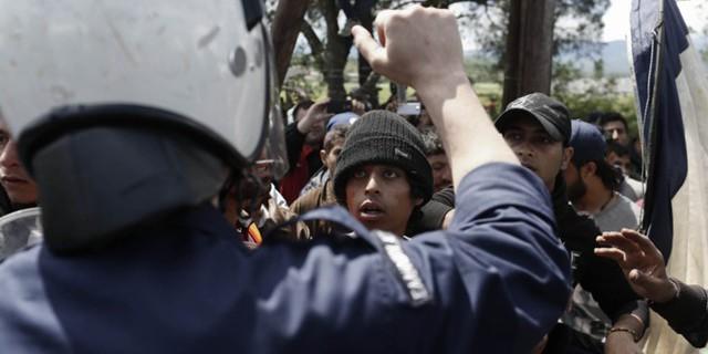 Кризис мигрантов: новая