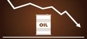 Нефть упала из-за