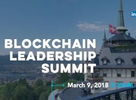 Blockchain Leadership