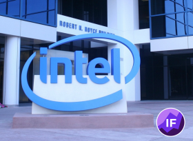 Акции Intel теряют почти