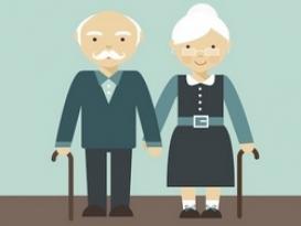 Голубые пенсионные