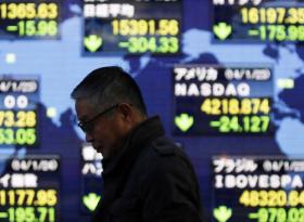 Обзор: мировые рынки не