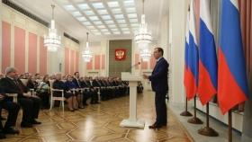 Медведев: финансирование