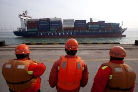 Экспорт и импорт Китая в
