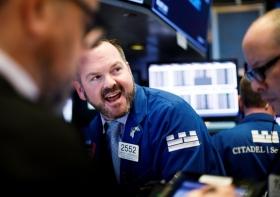 Рынок акций США обвалили