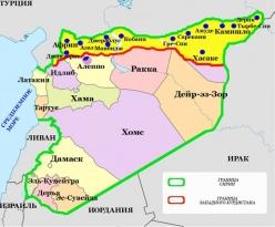 Сирия: США намеренно