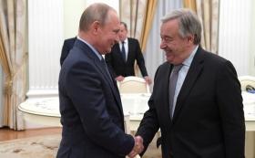 ООН: Россия незаменима в