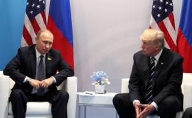 Встреча Путина и Трампа: