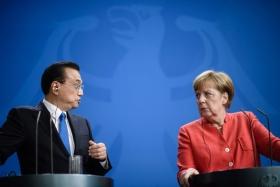 Германия и Китай