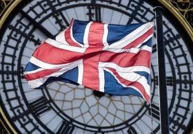 Инфляция в Британии в