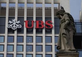 Чистая прибыль банка UBS