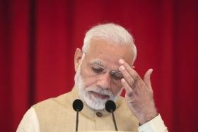 Падение индийской рупии