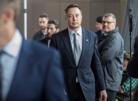 Акции Tesla обвалились