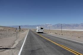 Дорожный трафик в США