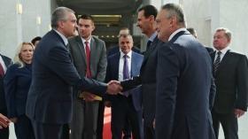 Аксёнов пригласил Асада