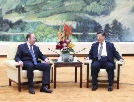 Китай призвал ускорить