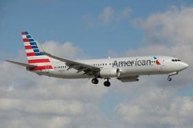 В American Airlines не