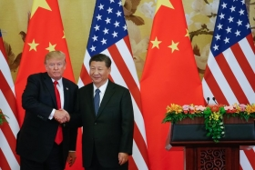 США и Китай приближаются