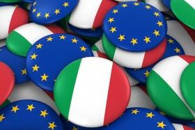 Италия опять стала