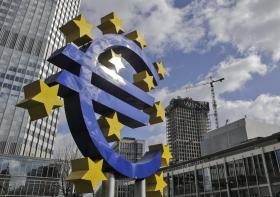 ВВП еврозоны в I