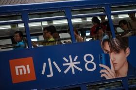 Выручка Xiaomi в I