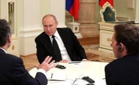Путин: современный