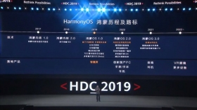 Huawei представила