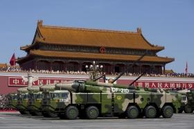 Китайские ракеты могут